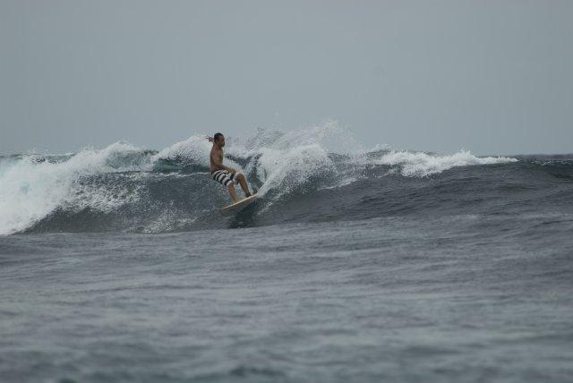 サーフィンスクール・レベルアップコース