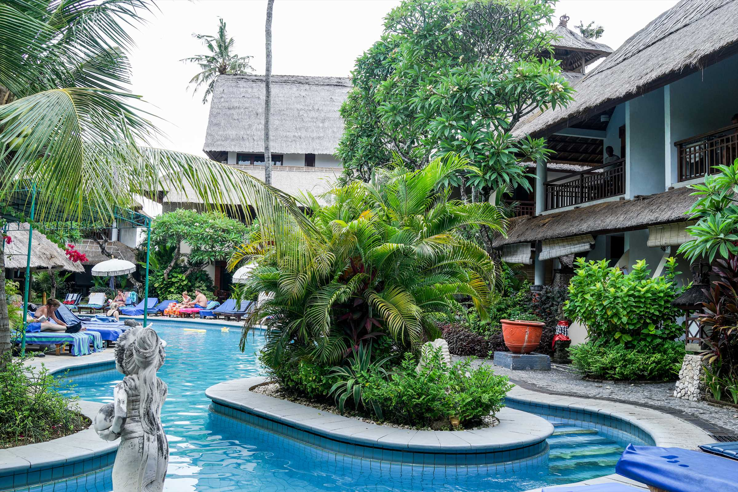Sativa Sanur Cottages(サティバ)