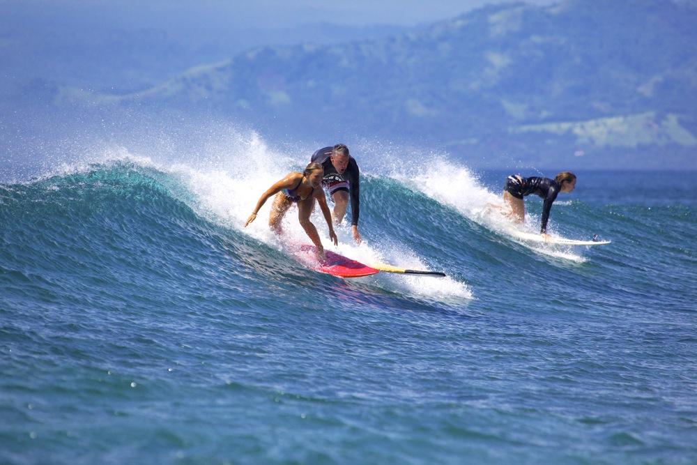 サーフィン スクール・スタンダードコース